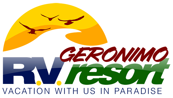 Logo (Geronimo RV Resort)
